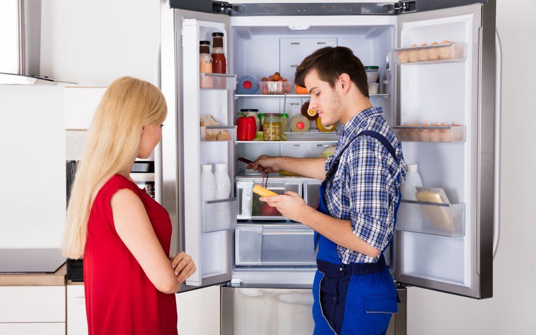 Signs of needing fridge repair